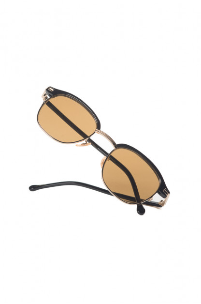 Globe Specs = The Barracks - The Liberators - Black/Gold