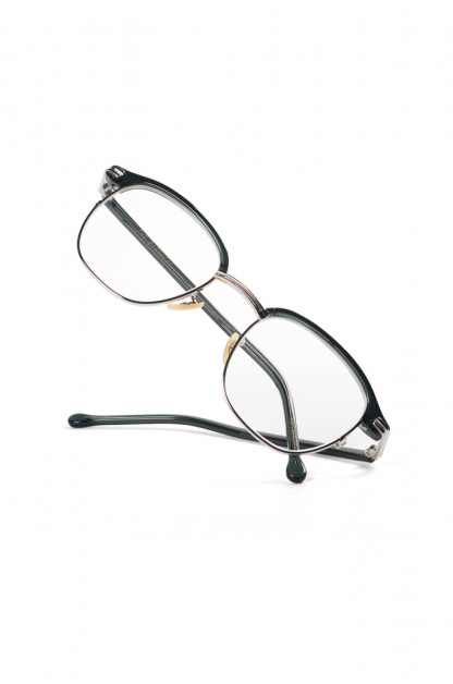 Globe Specs = The Barracks - The Liberators - Black w/ Clear Lens