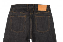 3sixteen+ 40BSP 16.5oz Caustic Wave Denim  - Straight Tapered - Image 3