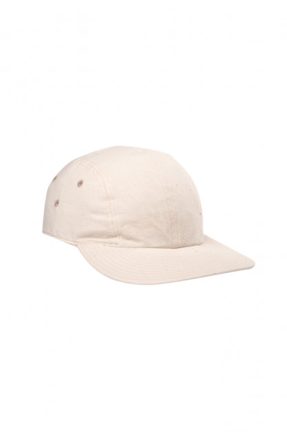 Papa Nui L-4 Cap - Natural Chambray