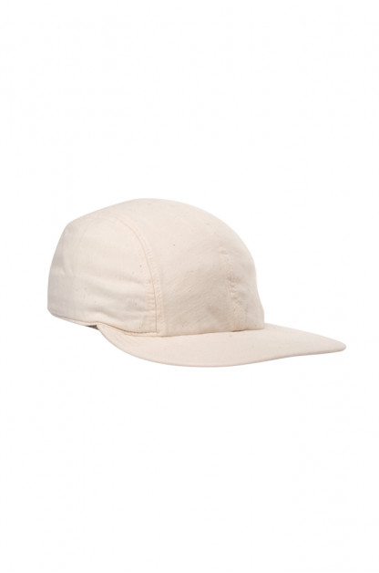 Papa Nui South Pacific Cap - Off-White