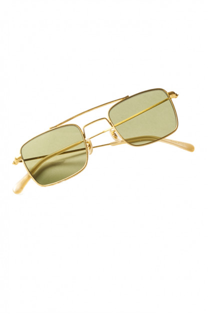 Globe Specs = The Barracks - The Dixie - Gold