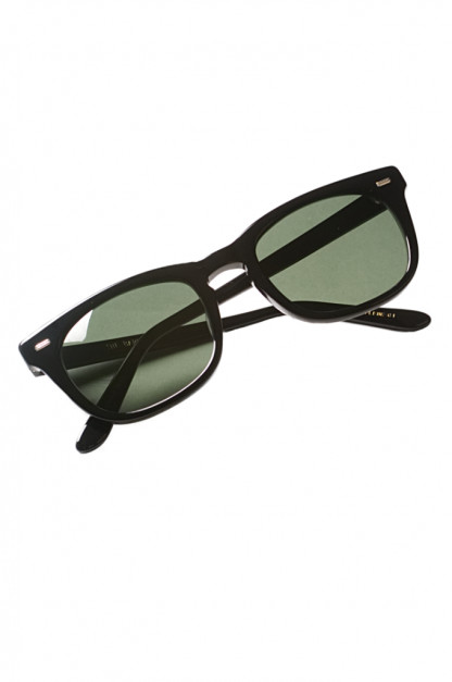 Globe Specs = The Barracks - The Plebe - Black