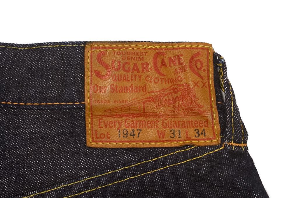 Sugar Cane 1947 Jean - Image 4