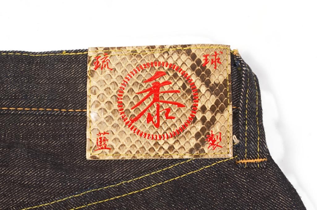 Sugar Cane Okinawa Jean - Image 4