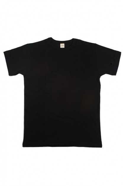 3sixteen Heavyweight T-Shirts / 2-Pack - Black
