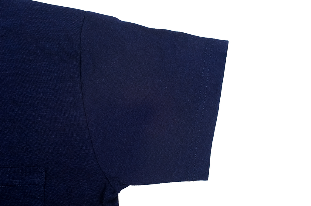 2756b88c4e2 3sixteen Heavyweight T-Shirts   2-Pack - Indigo-Dyed w  Pockets