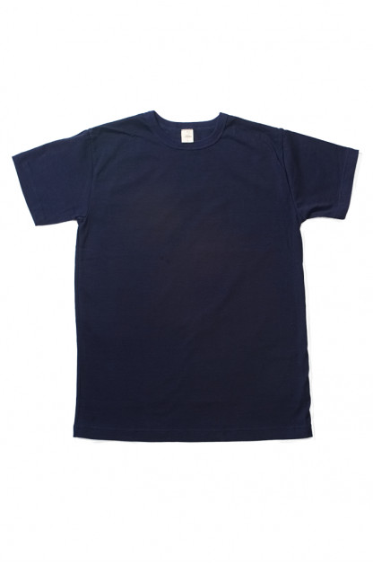 3sixteen Heavyweight T-Shirts / 2-Pack - Indigo-Dyed