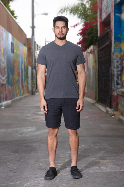 3sixteen Drawstring Chill-Out Shorts - Overdyed!