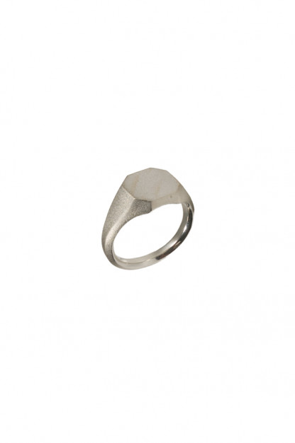 Neff Goldsmith Signet Ring - Sterling Silver