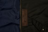 Buzz Rickson x William Gibson L-2B Flight Jacket - Image 8