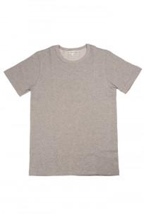 Merz b. Schwanen 2-Thread Heavy Weight T-Shirt - Gray Melange - Image 0