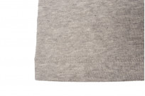 Merz b. Schwanen 2-Thread Heavy Weight T-Shirt - Gray Melange - Image 4