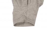 Merz b. Schwanen 2-Thread Heavy Weight T-Shirt - Gray Melange - Image 5