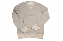 Merz b. Schwanen Heavy Weight Crewneck Sweater - Gray - Image 2