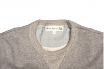 Merz b. Schwanen Heavy Weight Crewneck Sweater - Gray - Image 4
