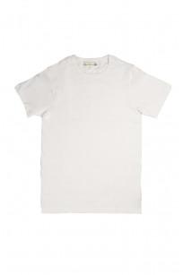 Merz b. Schwanen 2-Thread Heavy Weight T-Shirt - White - Image 0