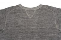 Stevenson Loopwheeled Extra Long Staple Cotton Sweatshirt - Gray - Image 7
