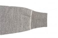 Buzz Rickson Flatlock Seam Crewneck Sweater - Gray - Image 10