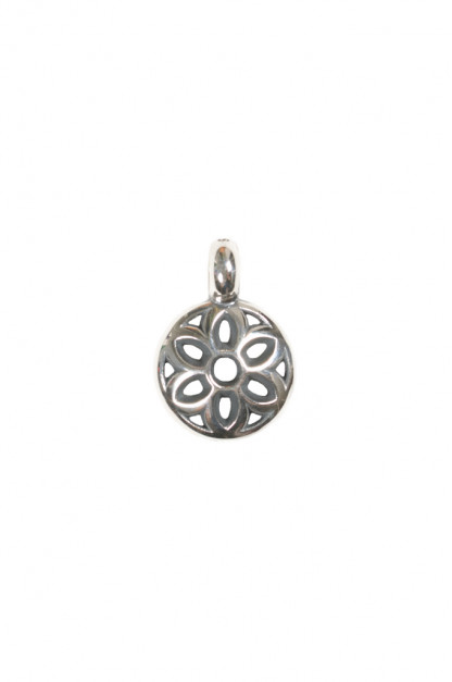 Good Art Rosette Disc Pendant - Size D