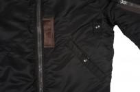 Buzz Rickson x William Gibson MA-1 Coat - Regular - Image 6