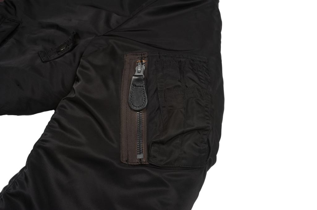 Buzz Rickson x William Gibson MA-1 Coat - Regular - Image 8