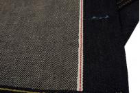 Iron Heart Left Hand Twill Denim 19oz Jacket - Modified - Image 10