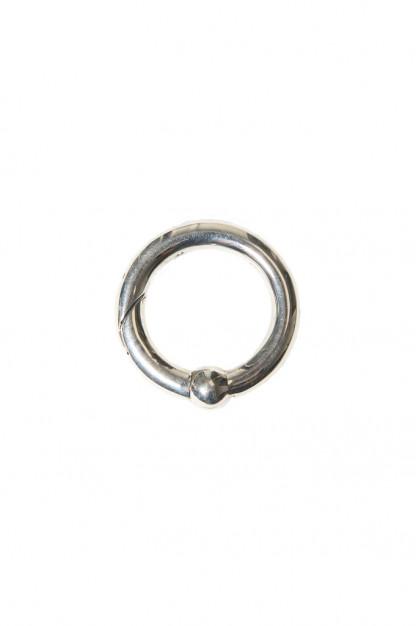Good Art Sterling Silver Spring Ring