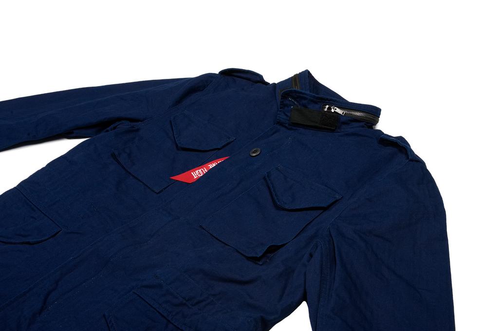 ALPHA Industries Strike Jacke schwarz aus der aktuellen