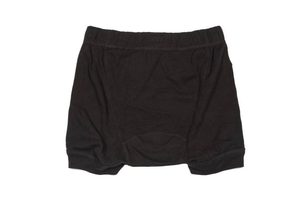 Stevenson Tanguis Cotton Athletic Boxer Briefs - Charcoal - Image 2