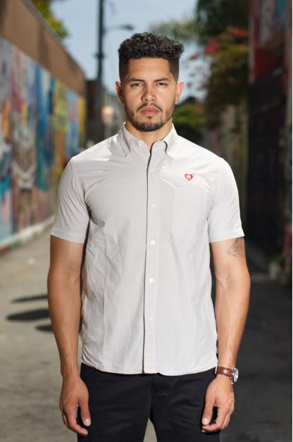 Human Made Ripstop Short Sleeve Shirt