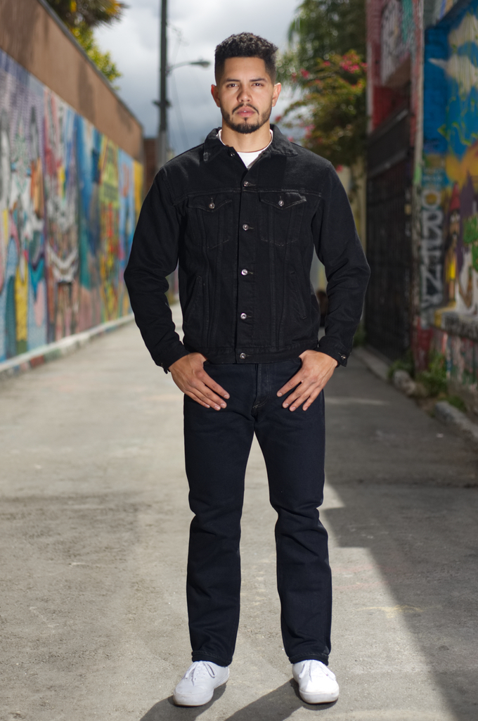 Iron Heart 888s-OD Overdyed Jeans - Straight Tapered - Image 0