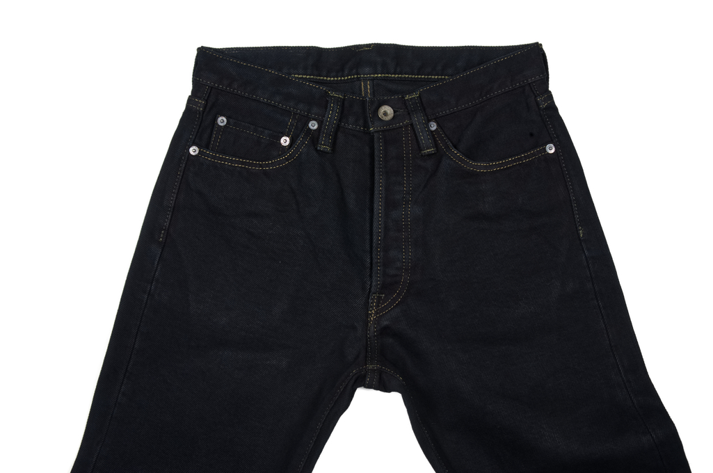 Iron Heart 888s-OD Overdyed Jeans - Straight Tapered - Image 3