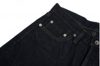Iron Heart 888s-OD Overdyed Jeans - Straight Tapered - Image 5