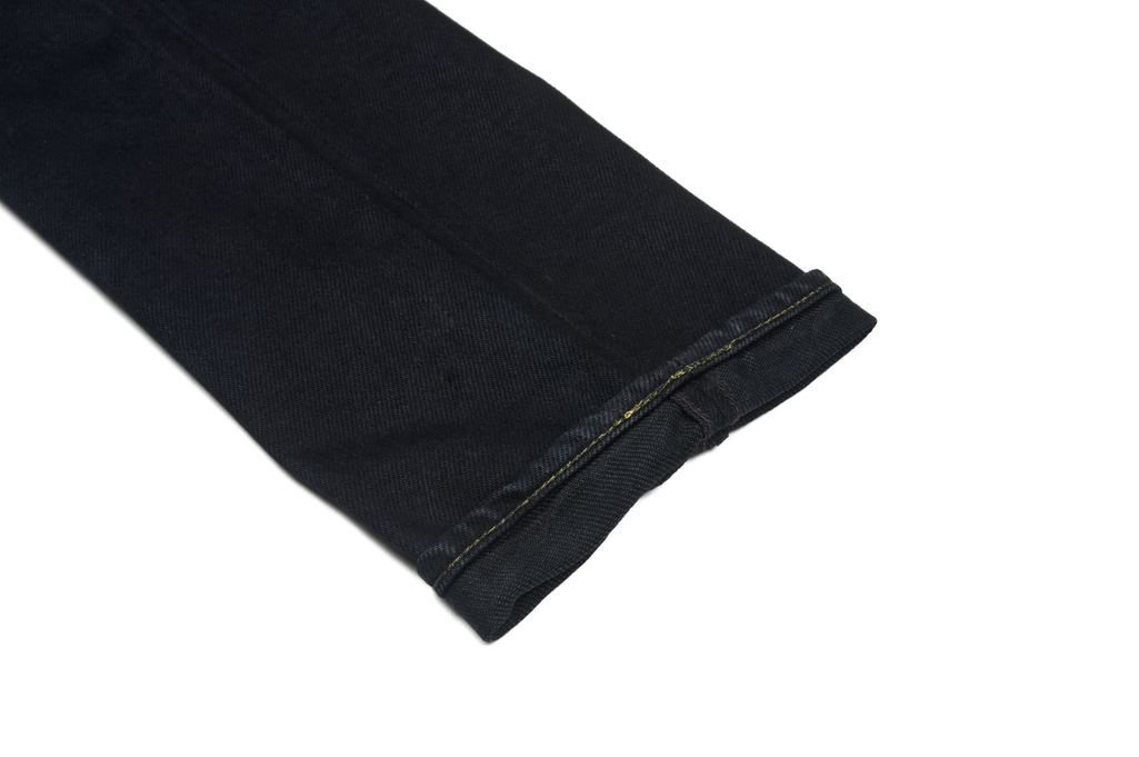 Iron Heart 888s-OD Overdyed Jeans - Straight Tapered - Image 8