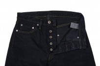 Iron Heart 888s-OD Overdyed Jeans - Straight Tapered - Image 9