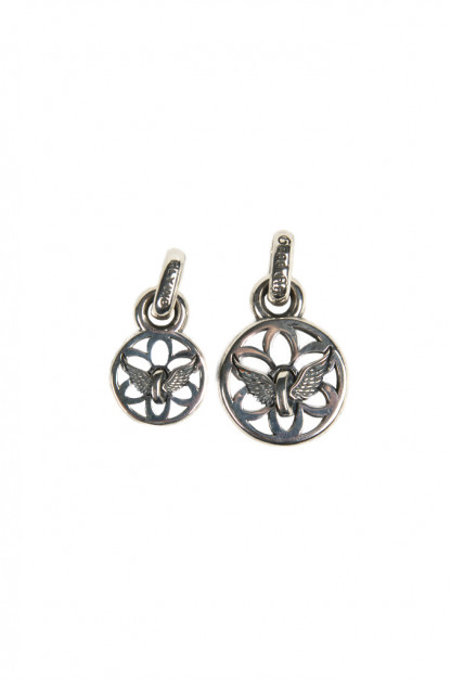 Good Art Roadway Flying Wheel Pendant