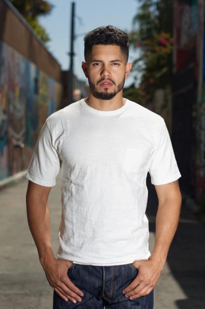 Orgueil Wave Master Flex Shirt - White T-Shirt