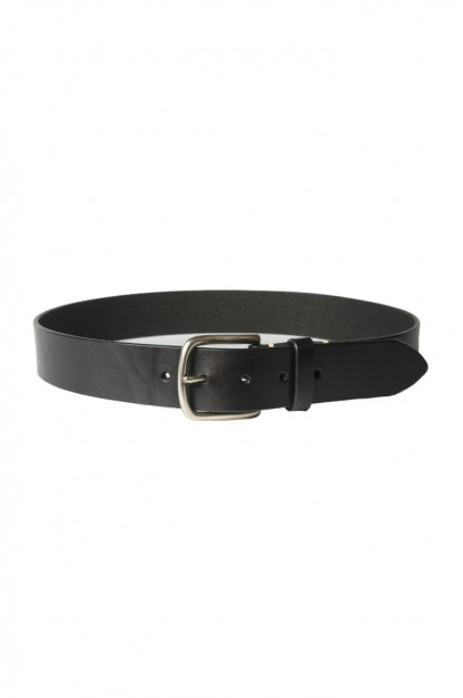 3sixteen Heavy Duty Leather Belt - Black