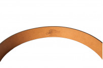 3sixteen Heavy Duty Leather Belt - Brown - Image 1