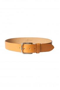 3sixteen Heavy Duty Leather Belt - Tan - Image 0