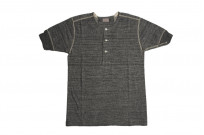 Stevenson Loopwheeled Short Sleeve - Henley Gray - Image 2