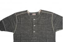 Stevenson Loopwheeled Short Sleeve - Henley Gray - Image 3