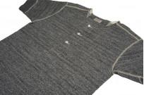 Stevenson Loopwheeled Short Sleeve - Henley Gray - Image 5