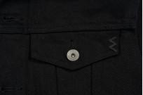 Iron Heart Sonny's Black Denim Vest - Image 7