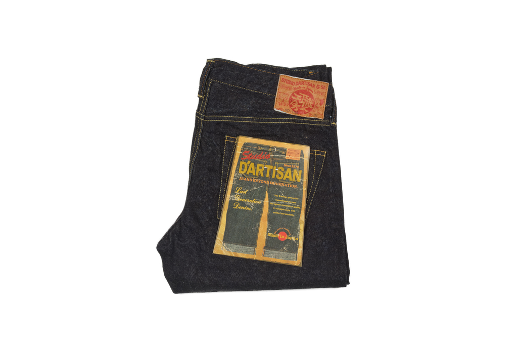 Studio D'Artisan SD-108 15oz Denim Jean - Straight Tapered - Image 2