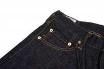 Studio D'Artisan SD-108 15oz Denim Jean - Straight Tapered - Image 4