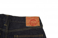 Studio D'Artisan SD-108 15oz Denim Jean - Straight Tapered - Image 6
