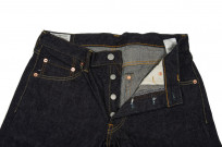Studio D'Artisan SD-108 15oz Denim Jean - Straight Tapered - Image 9