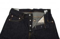 Studio D'Artisan SD-108 15oz Denim Jean - Straight Tapered - Image 9